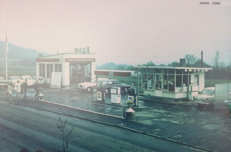 Unternehmen Esso Scherb 1966