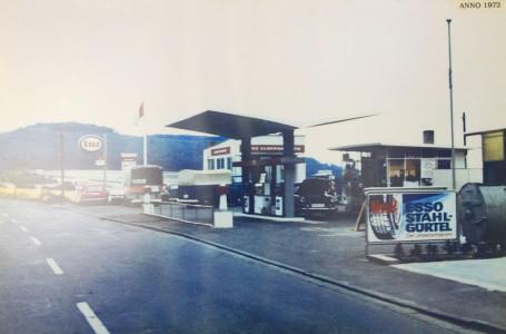 Unternehmen Esso Scherb 1972